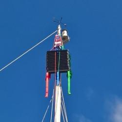 Swept Spreaders Mast Ladder 3