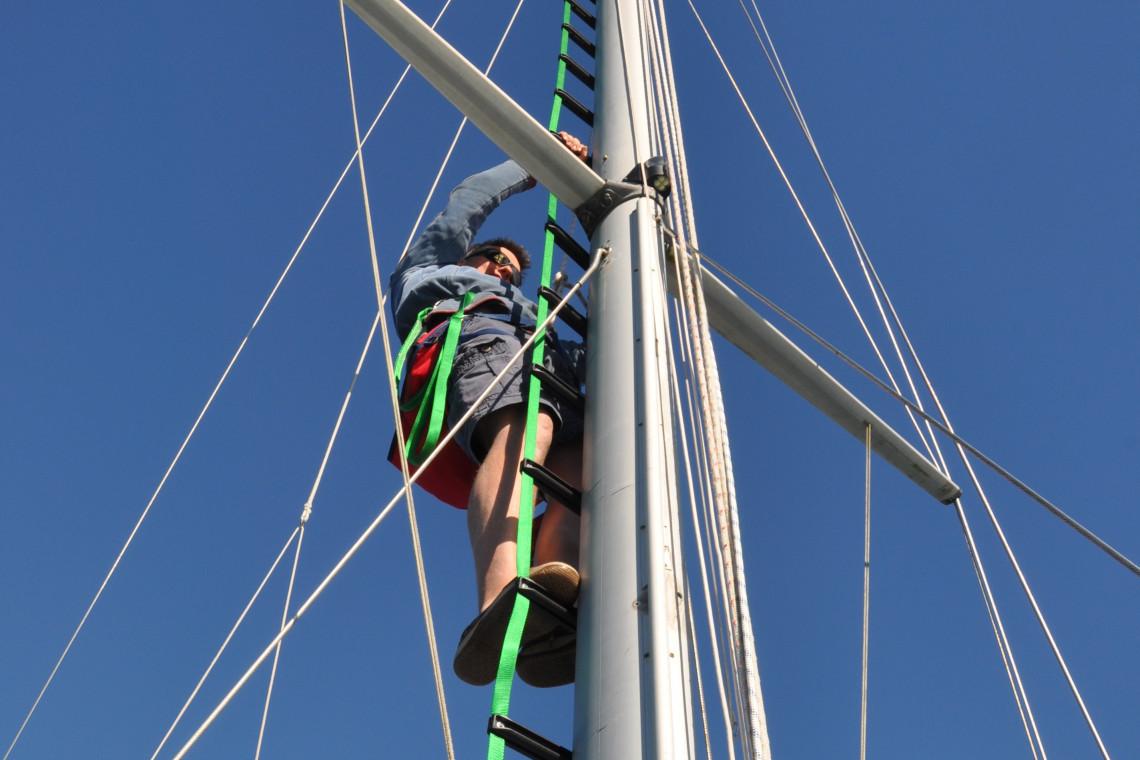 Yacht Mast Climber